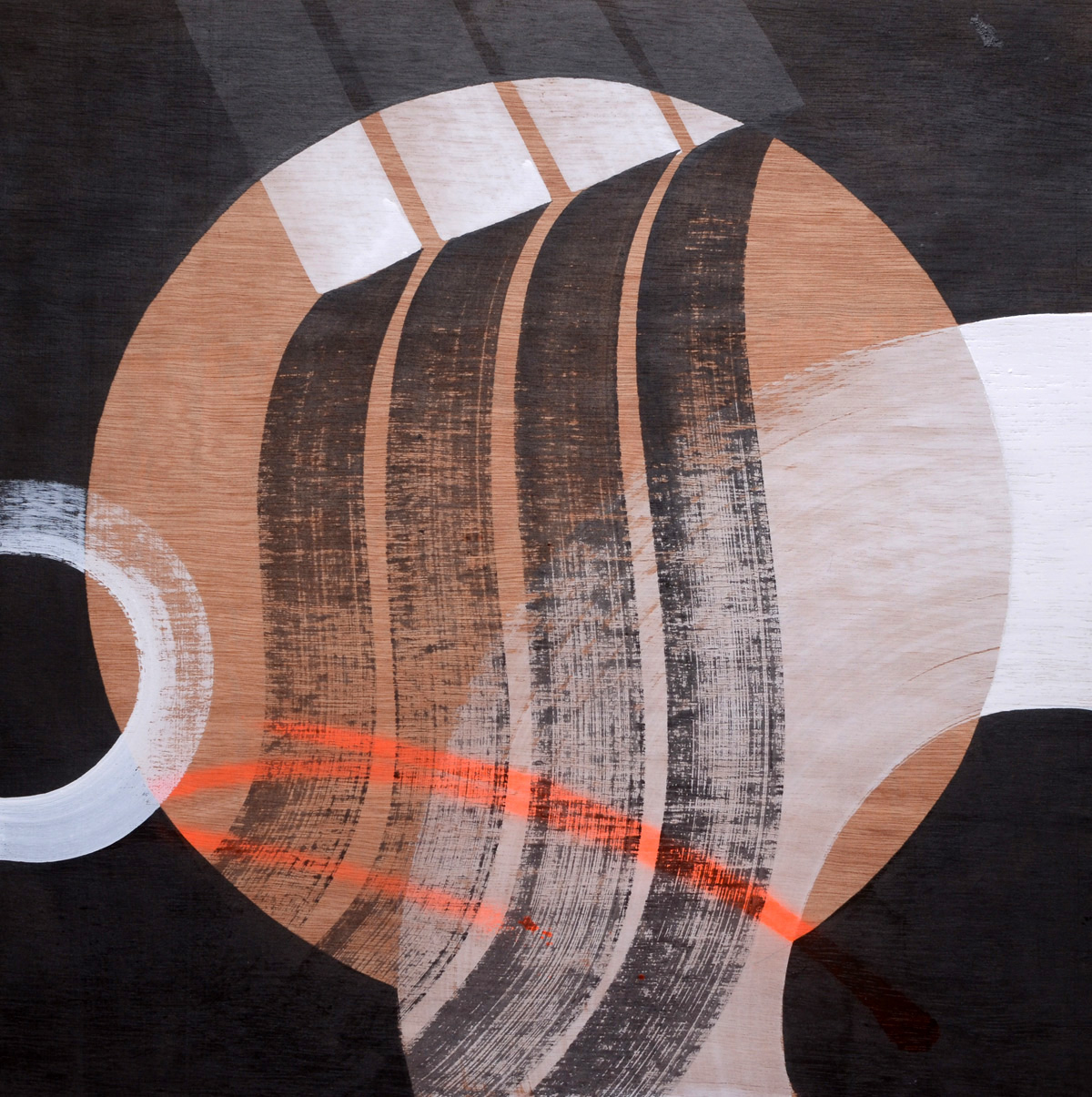 Lucy Mclauchlan, Marking Shadows