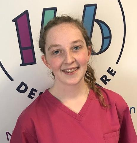 Mhairi Cumming, Dental Nurse GDC Number 272896 -