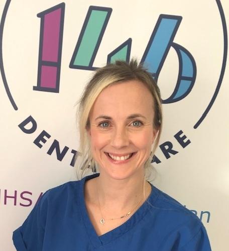 Jillian Russell BDS, Dentist, GDC Number 191135 -