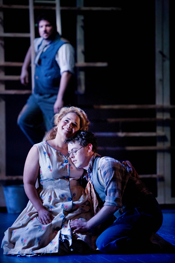 from  Susannah  by Carlisle Floyd, English Touring Opera