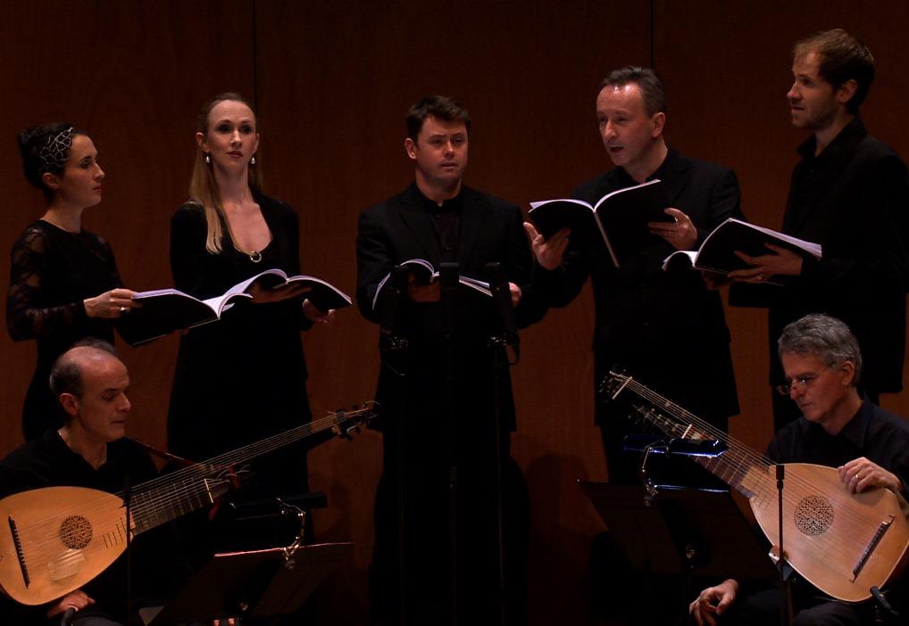 Monteverdi Madrigals