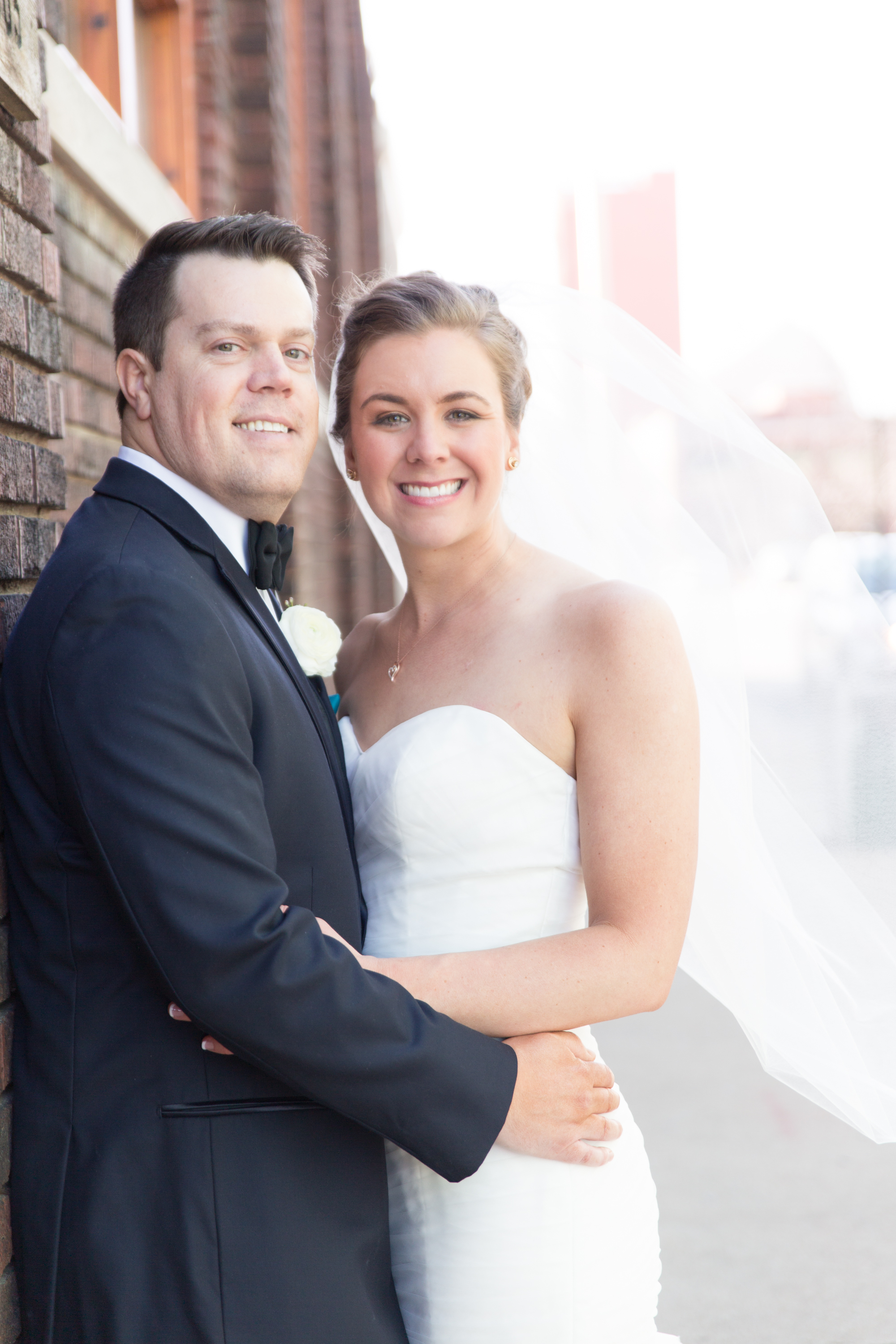 CONGRATS YOU TWO! WE SIMPLY COULDN'T BE HAPPIER FOR MADELINE & CURT!