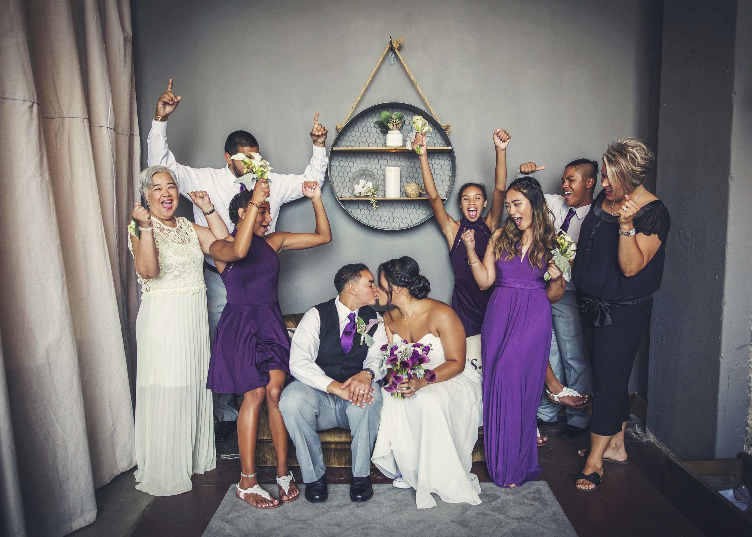 HAPPILY EVER AFTER - SEE OUR COUPLES' DROOL WORTHY WEDDINGS