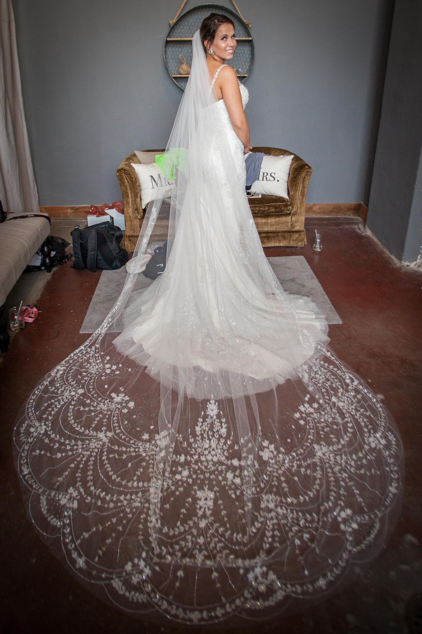 Top 30 Wedding Dress Trains Worn By Kansas City Brides Kansas City
