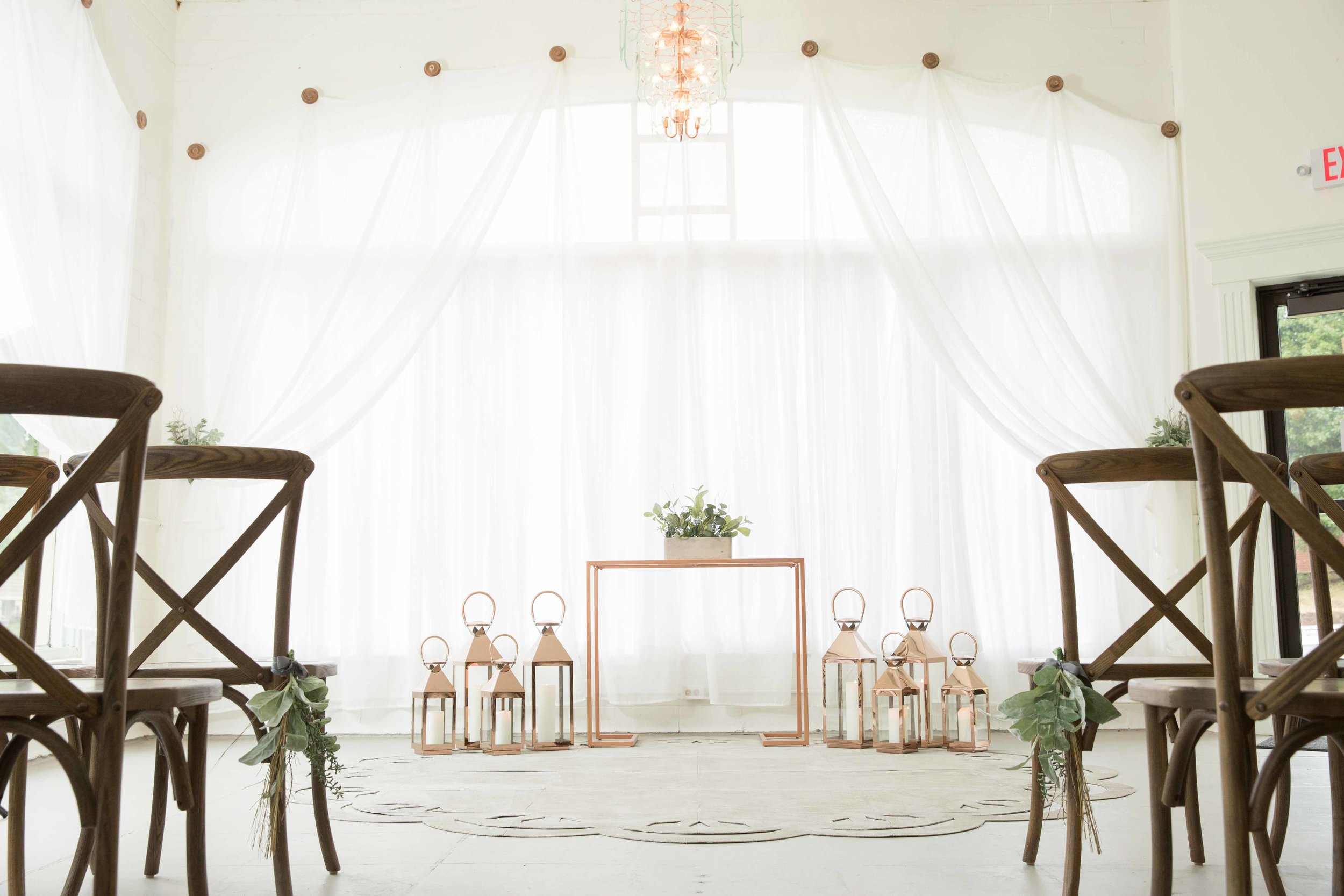 $1050 - THE VOW EXCHANGE CEREMONY ATTHE CHAPEL ON THE CORNERMAX 70 GUESTS