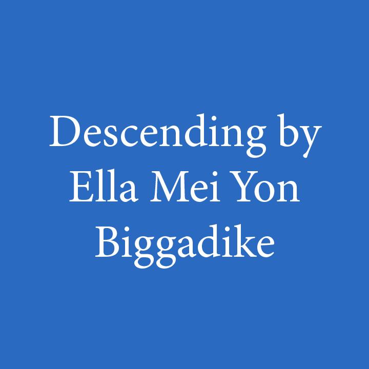 Descending by Ella Mei Yon Biggadike.jpg