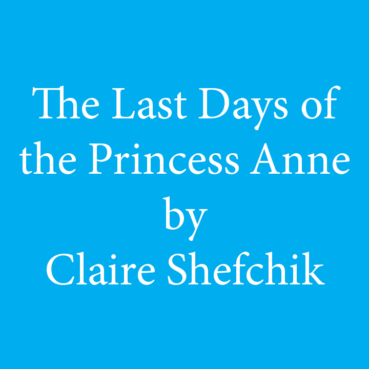 The Last Days of the Princess Anne by Claire Shefchik.jpg