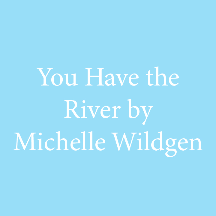 You Have the River by Michelle Wildgen.jpg