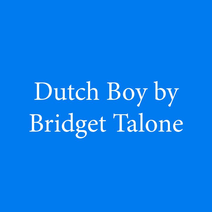 Dutch Boy by Bridget Talone.jpg