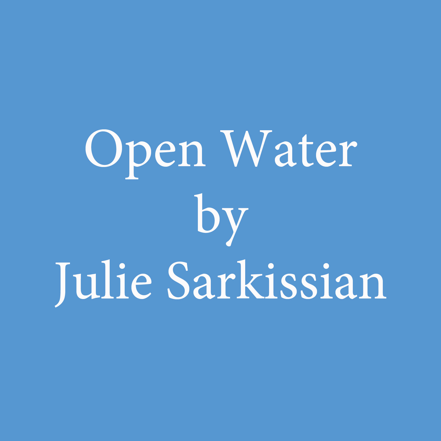 open water by julie sarkissian.jpg