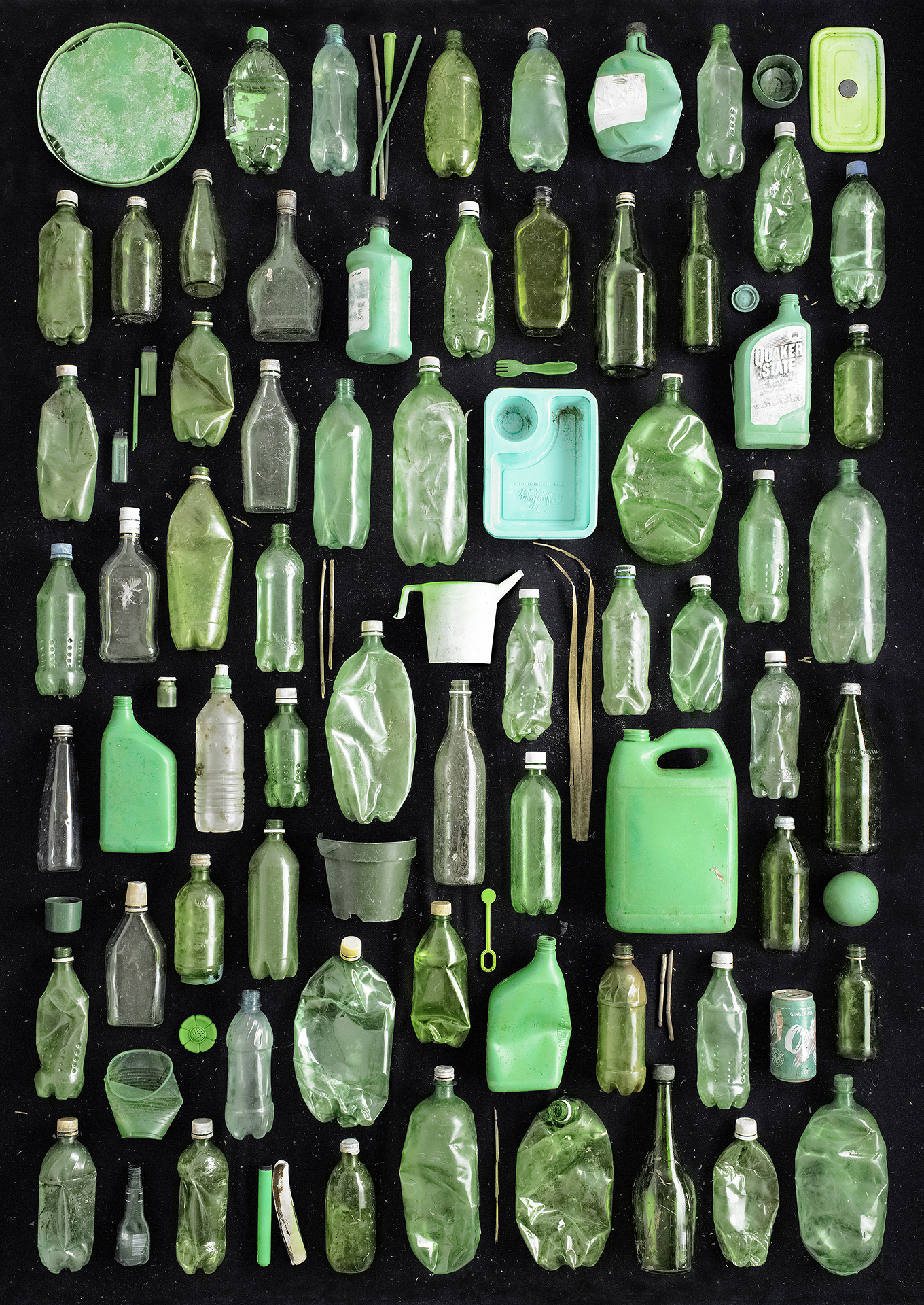 h_©2011Barry Rosenthal Green Containers.jpg