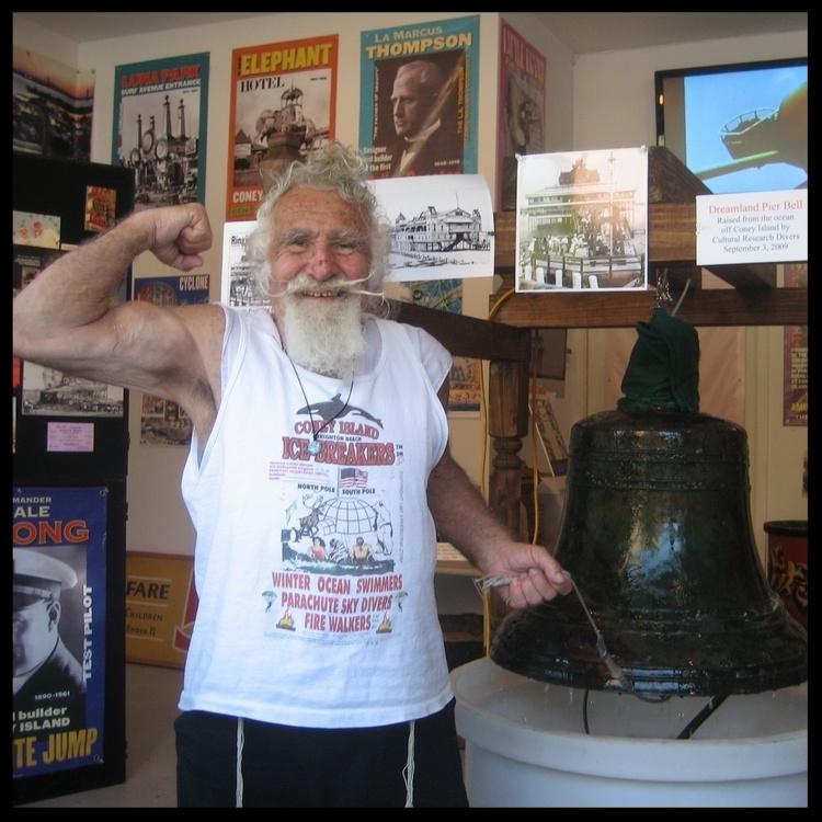 Rabbi Abraham Abraham Rings the Dreamland Bell by Tricia Vita