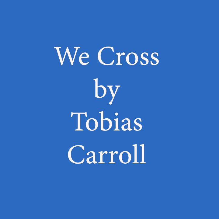 We Cross by Tobias Carroll.jpg