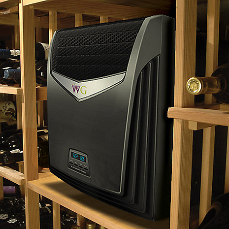 Wine cellar cooling systems, built on innovation.