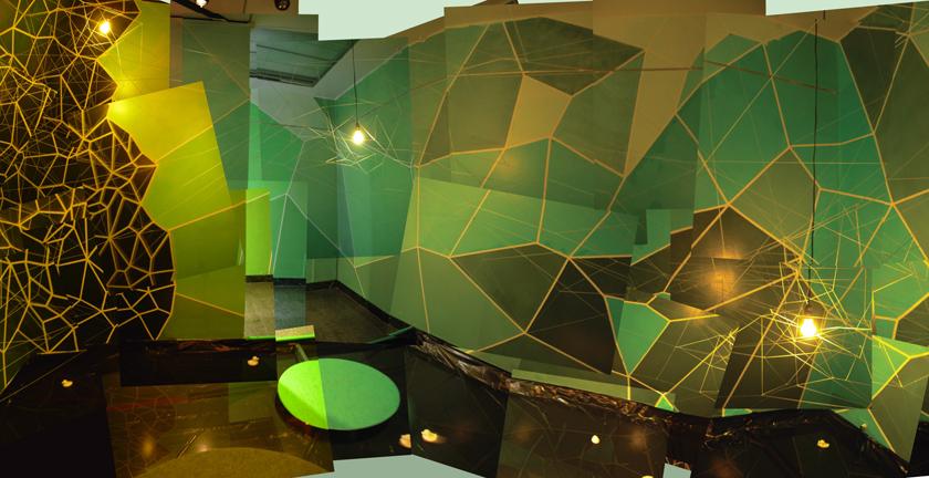 BFA Thesis Installation (Composite View)
