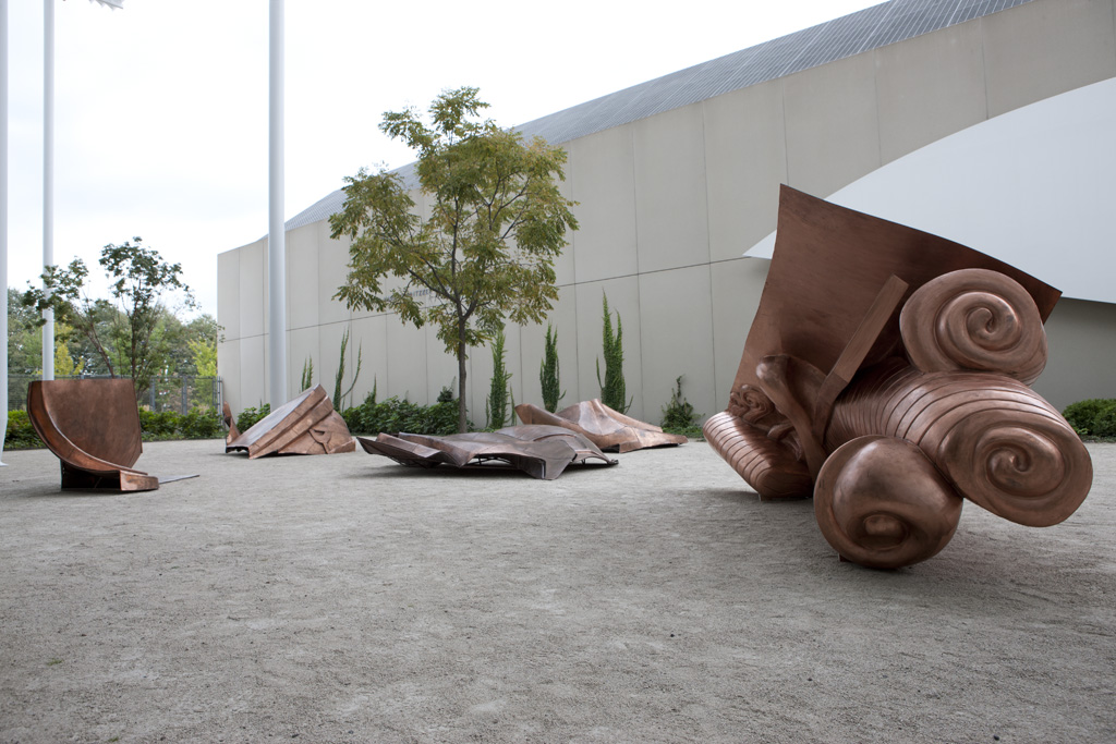 Structural Engineer - Rockey Structures  Artist - Danh Vo  Chicago Art Installation