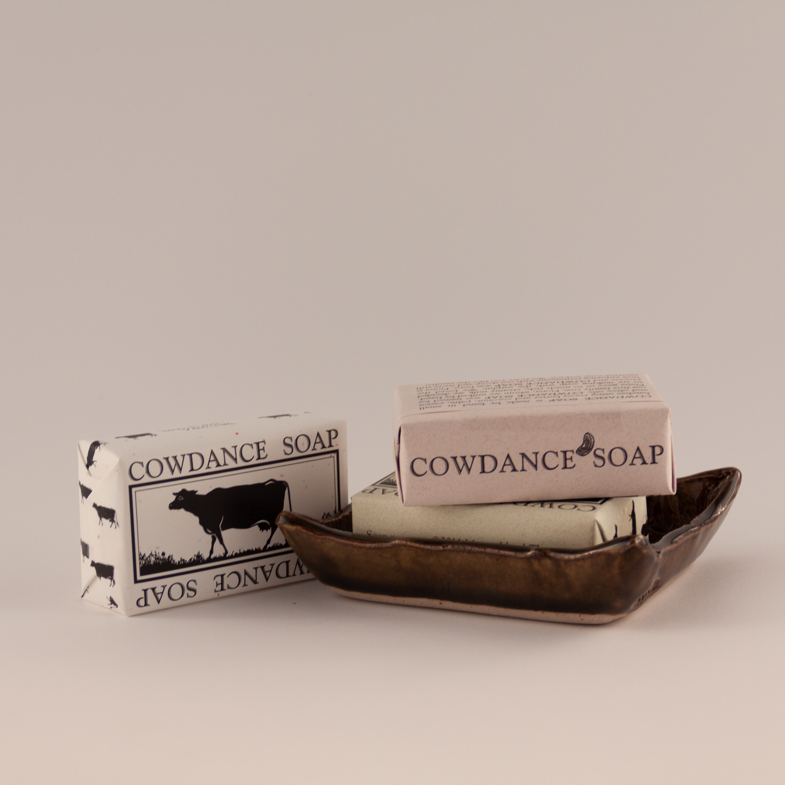 $5.50 each Soap w/ Maureen Joyce Dish: $20.00 each