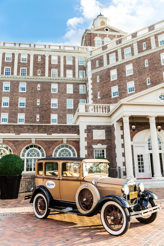 The Cavalier Hotel in Virginia Beach