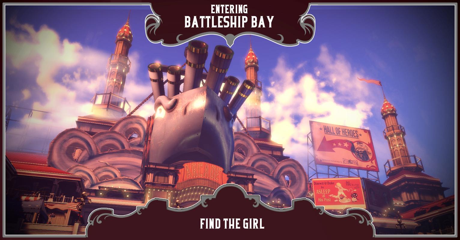 Battleship Bay / Load Screen Comp