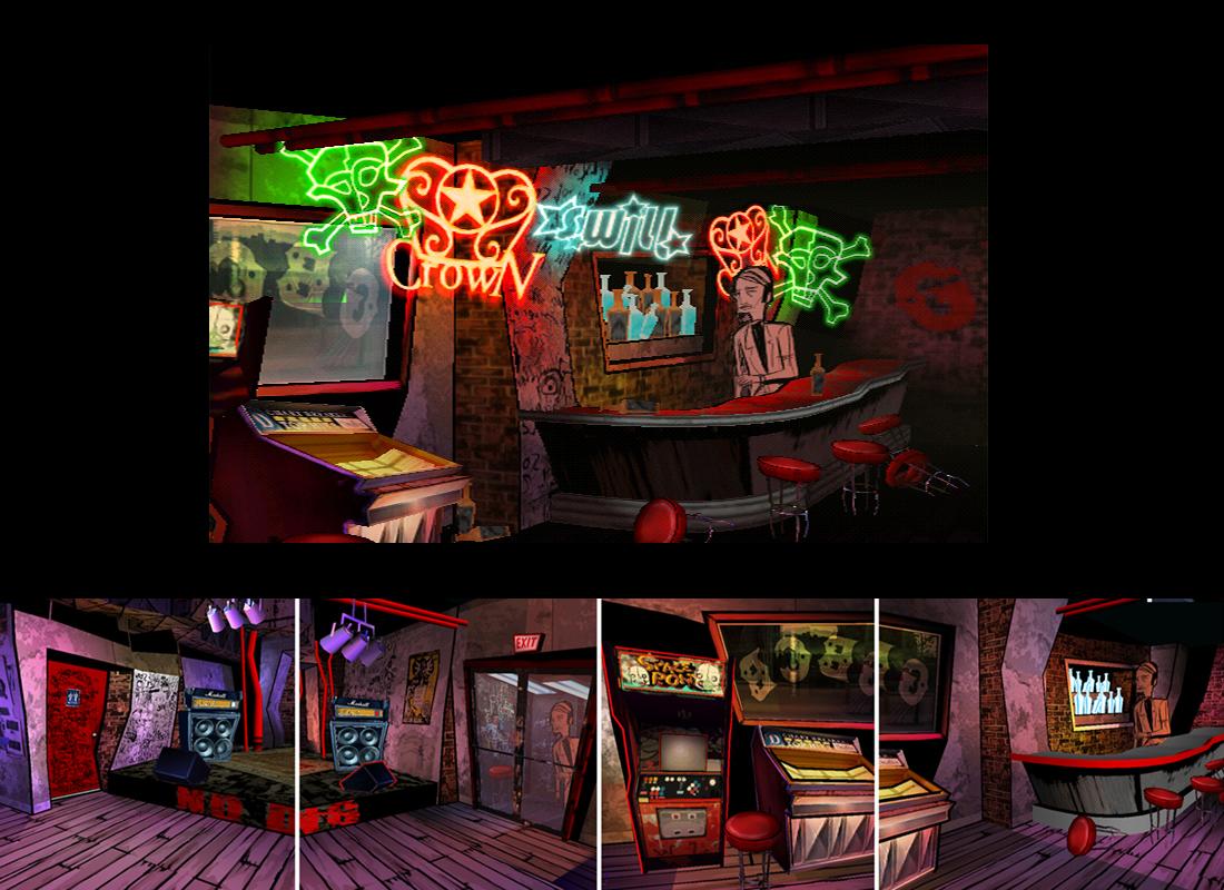 Guitar Hero Bar Venue