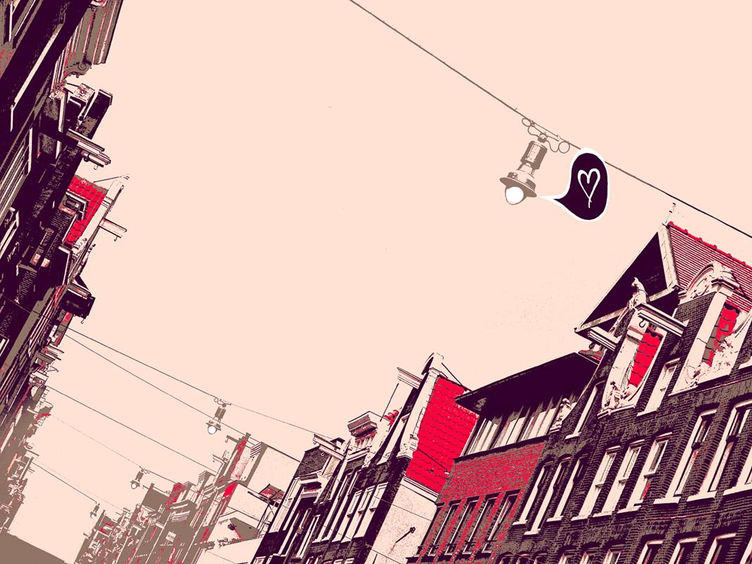 Amsterdam Print © SINC