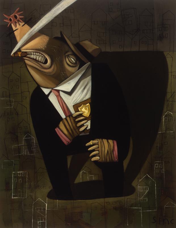 Mafia Mole © SINC
