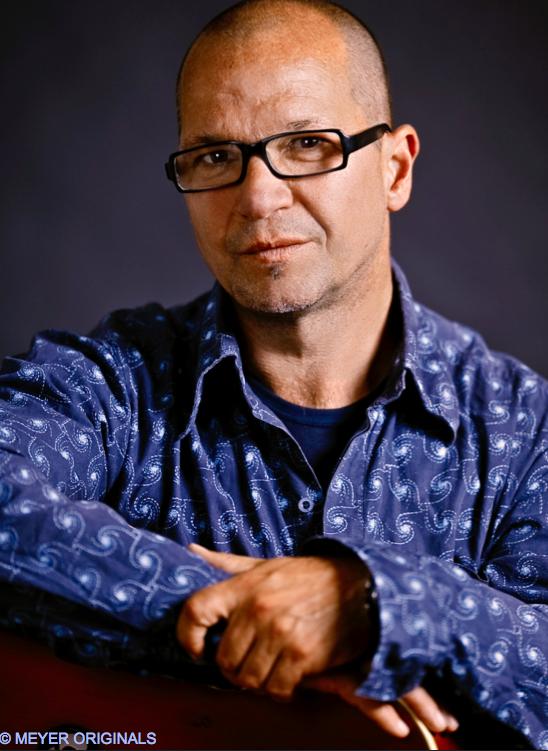 Udo Schild spielt mit seinem Spacesound - Trio bei derJazz-Station