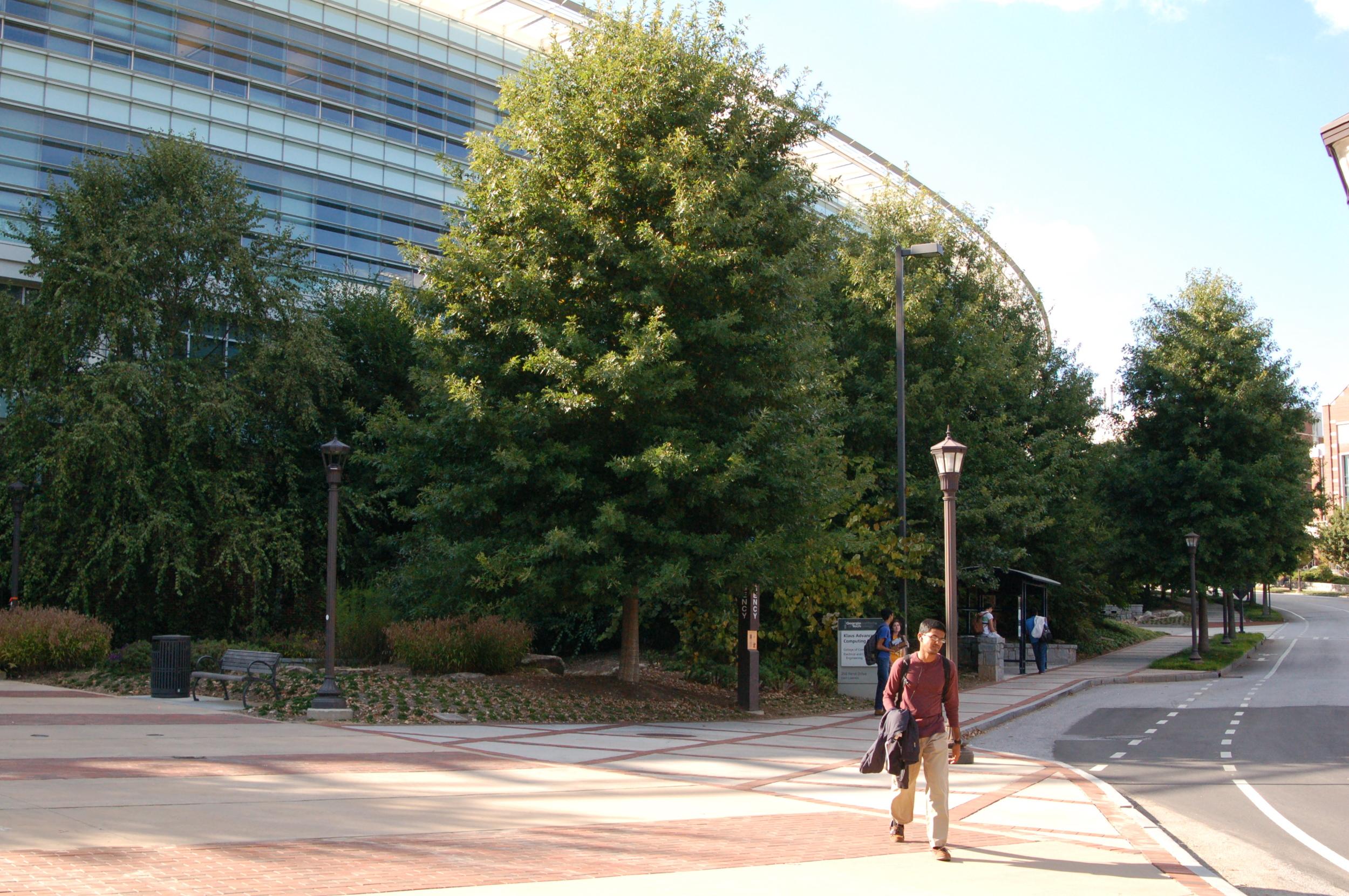 Klaus Advanced Computing Building