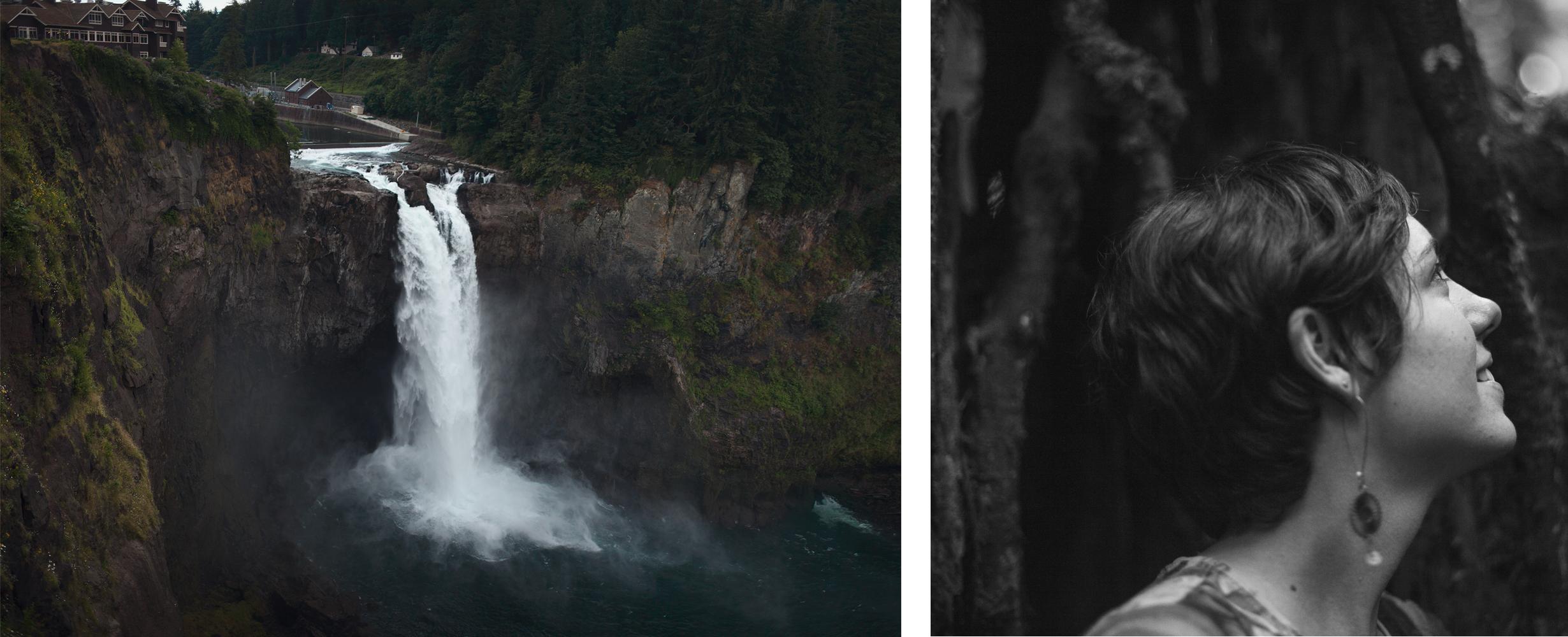 Snoqualmie Falls | Elizabeth