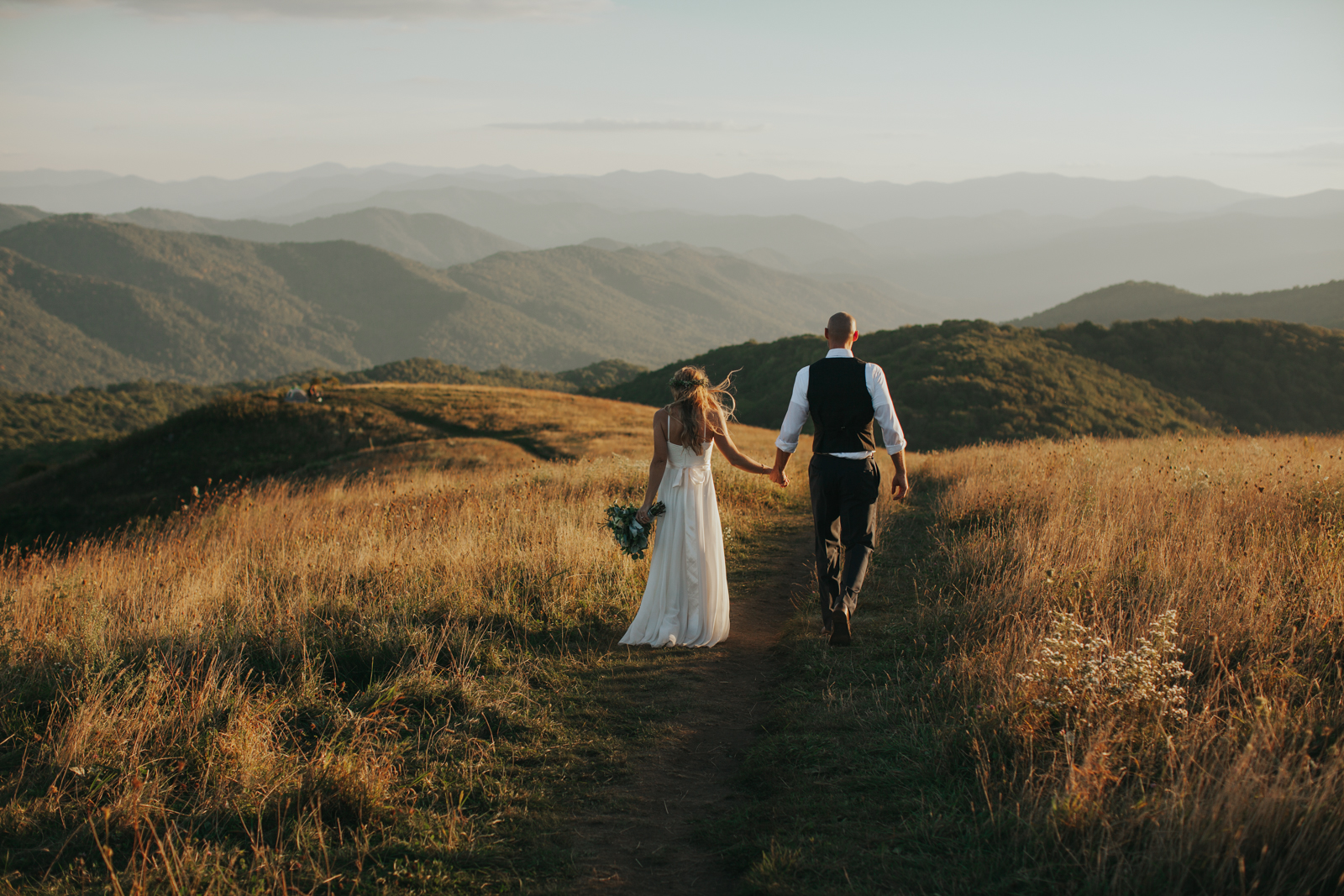 Max Patch Wedding Elopement