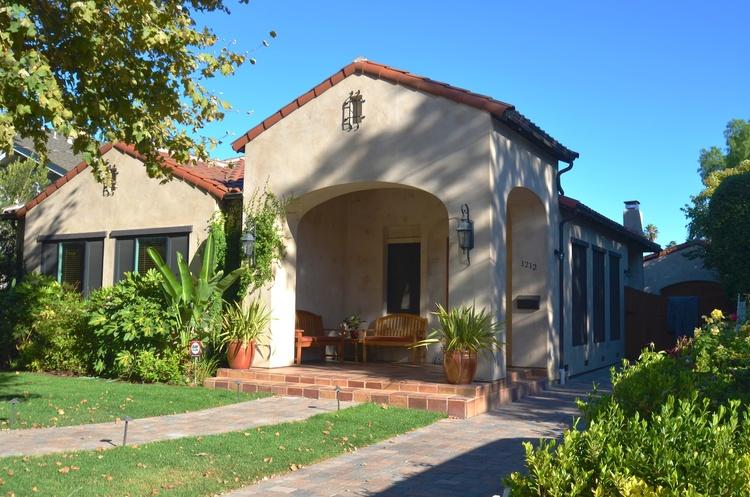 Rose Garden House