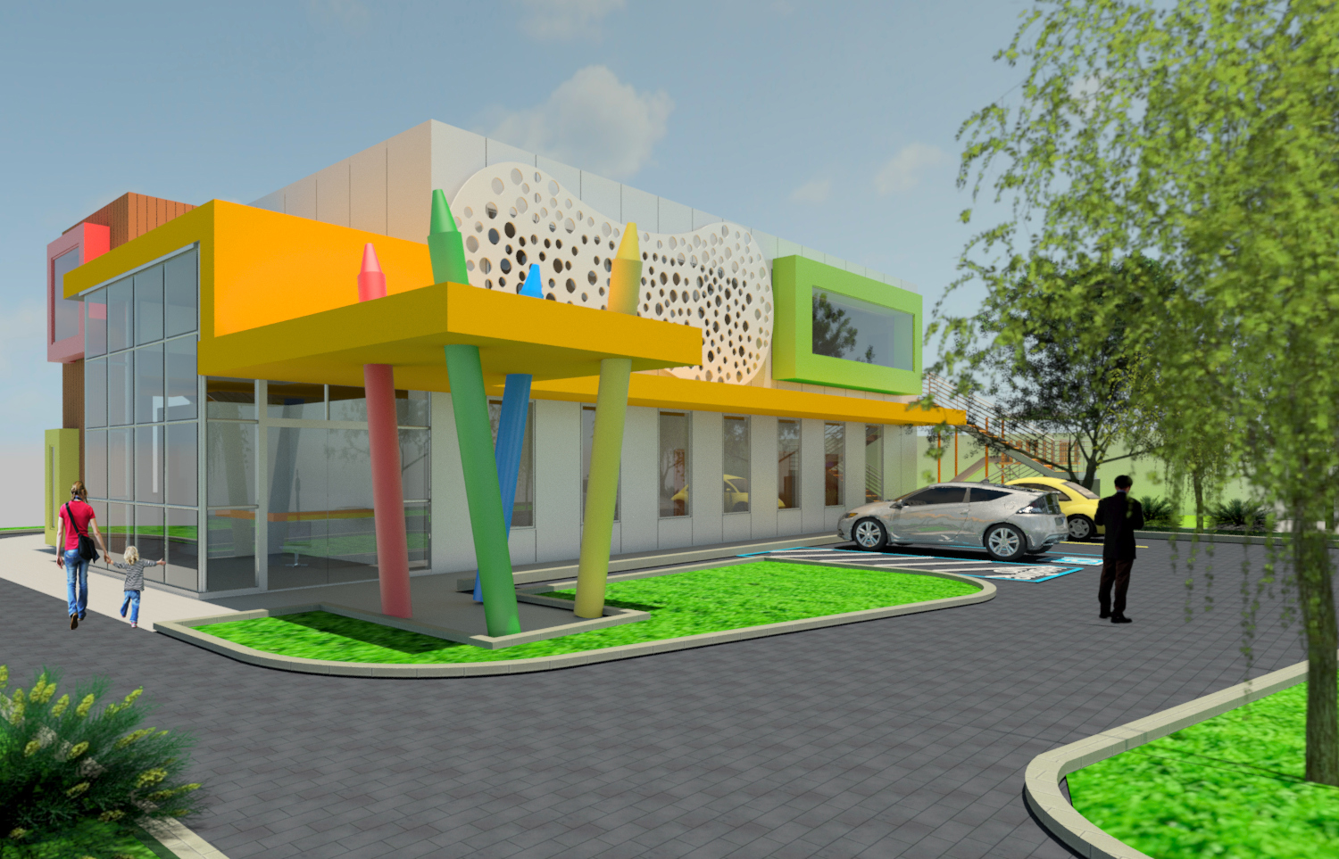 San Jose Preschool Design
