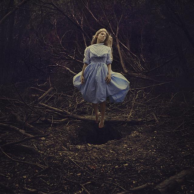 Sleeping Hollow - Brooke Shaden Photography