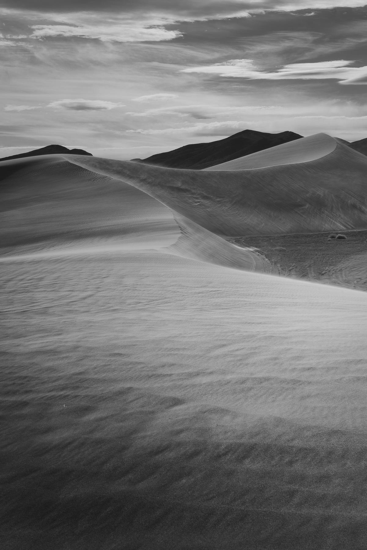 Big Dune, Outside Death Valley - Copyright Kris Vockler