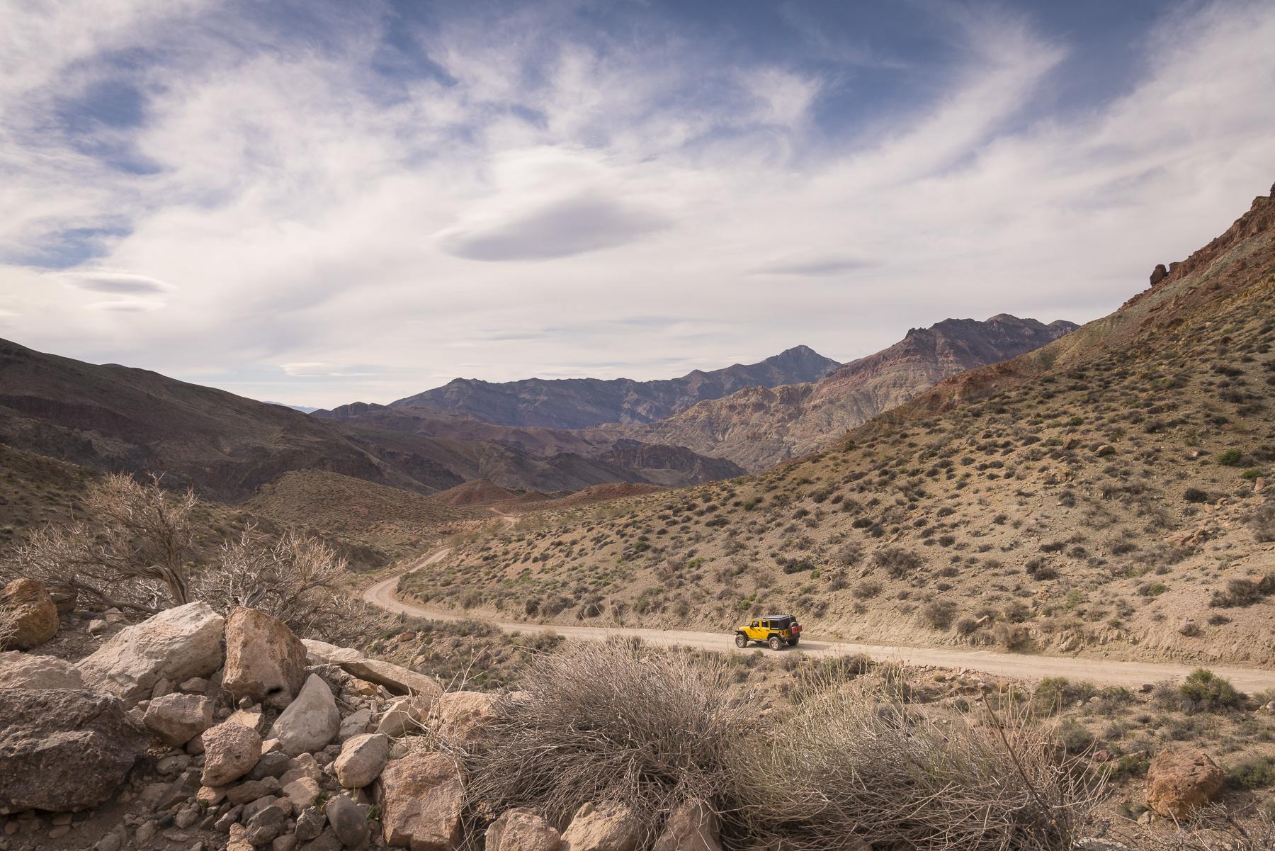 Death Valley - Copyright Kris Vockler