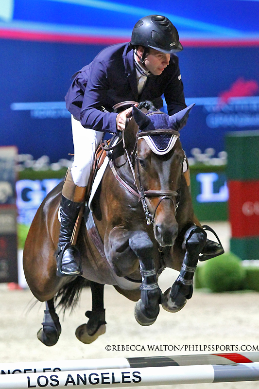 Hardin Towell and Lucifer V show great form in Los Angeles