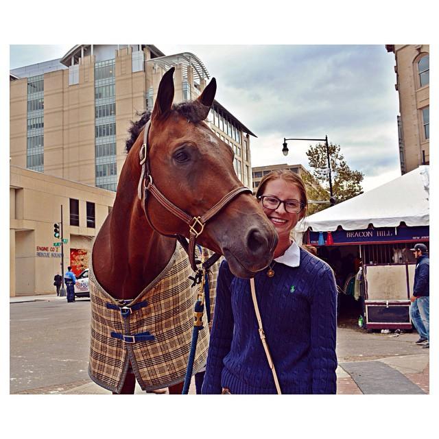 Grace Howard and Bethel's Peri hit Washington, D.C.