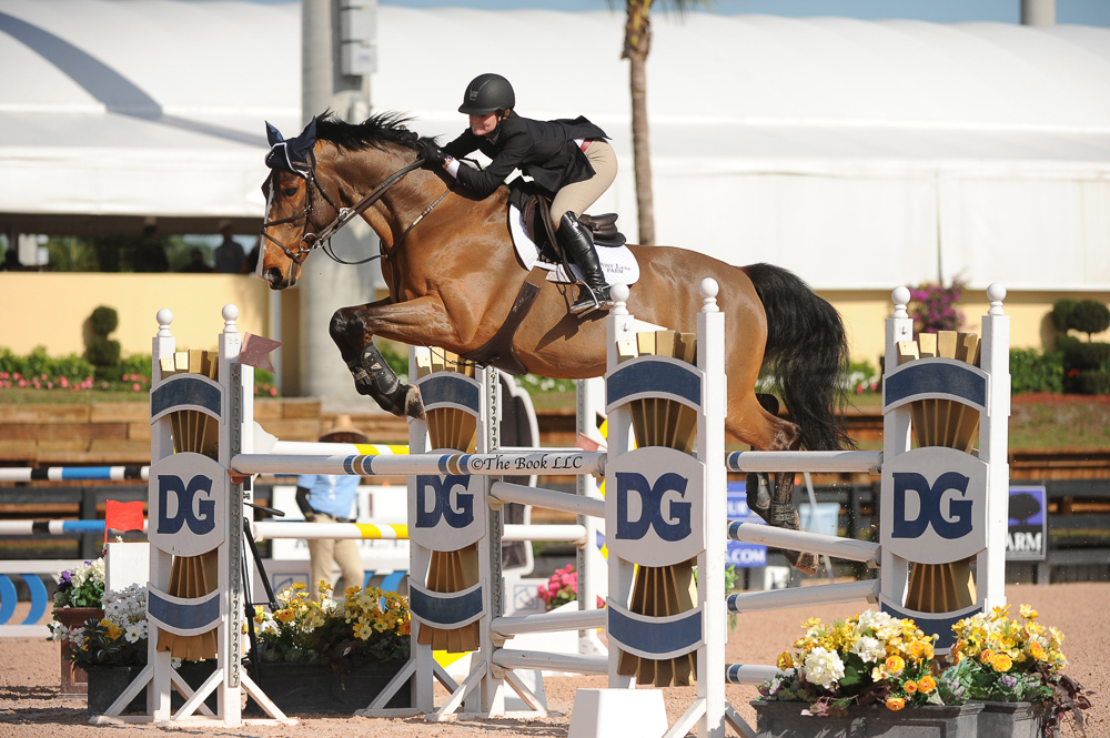 Maddy Thatcher and Show Show - Photo courtesy of The Book LLC