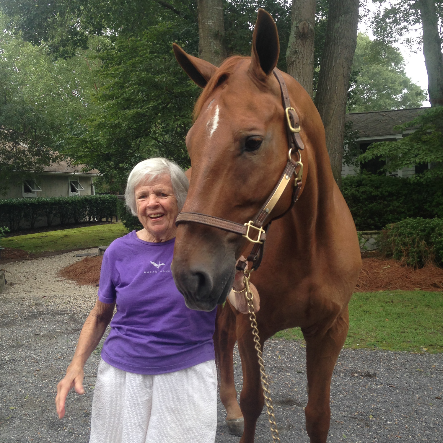 Brunello and Janet Peterson