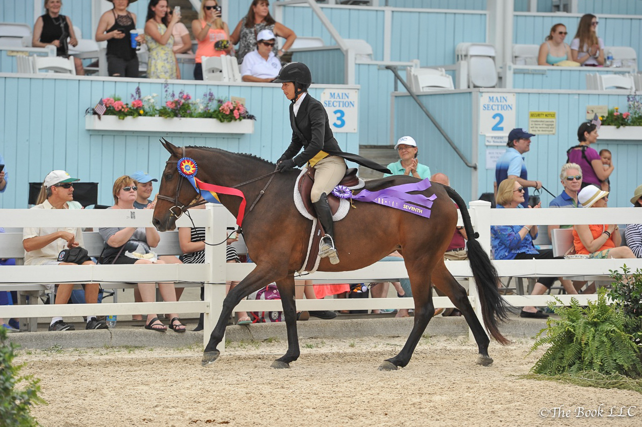 """""""To win this class was so special,"""" said Liza Boyd."""