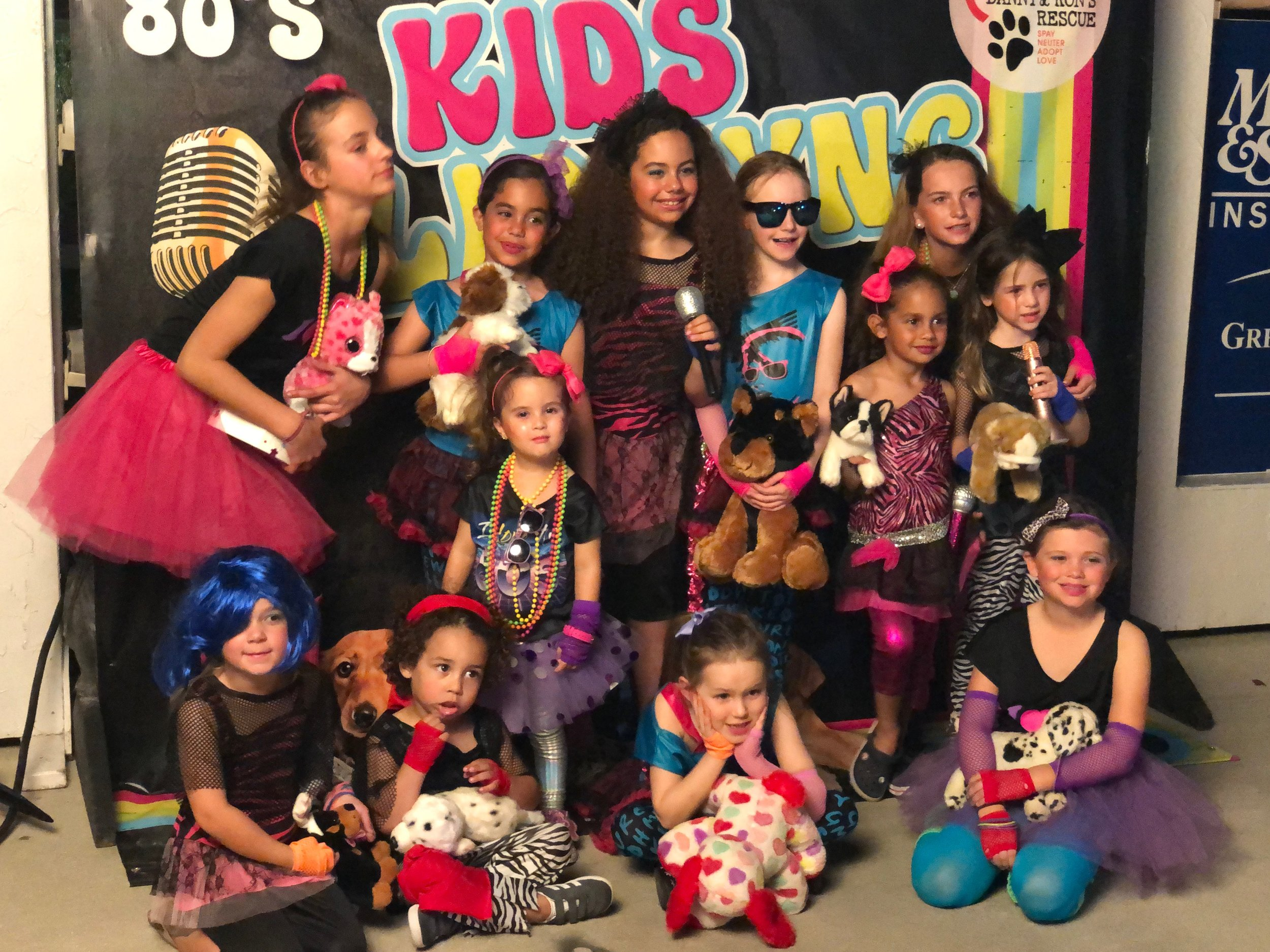 The 11th Annual Kids Lip Synch Contest