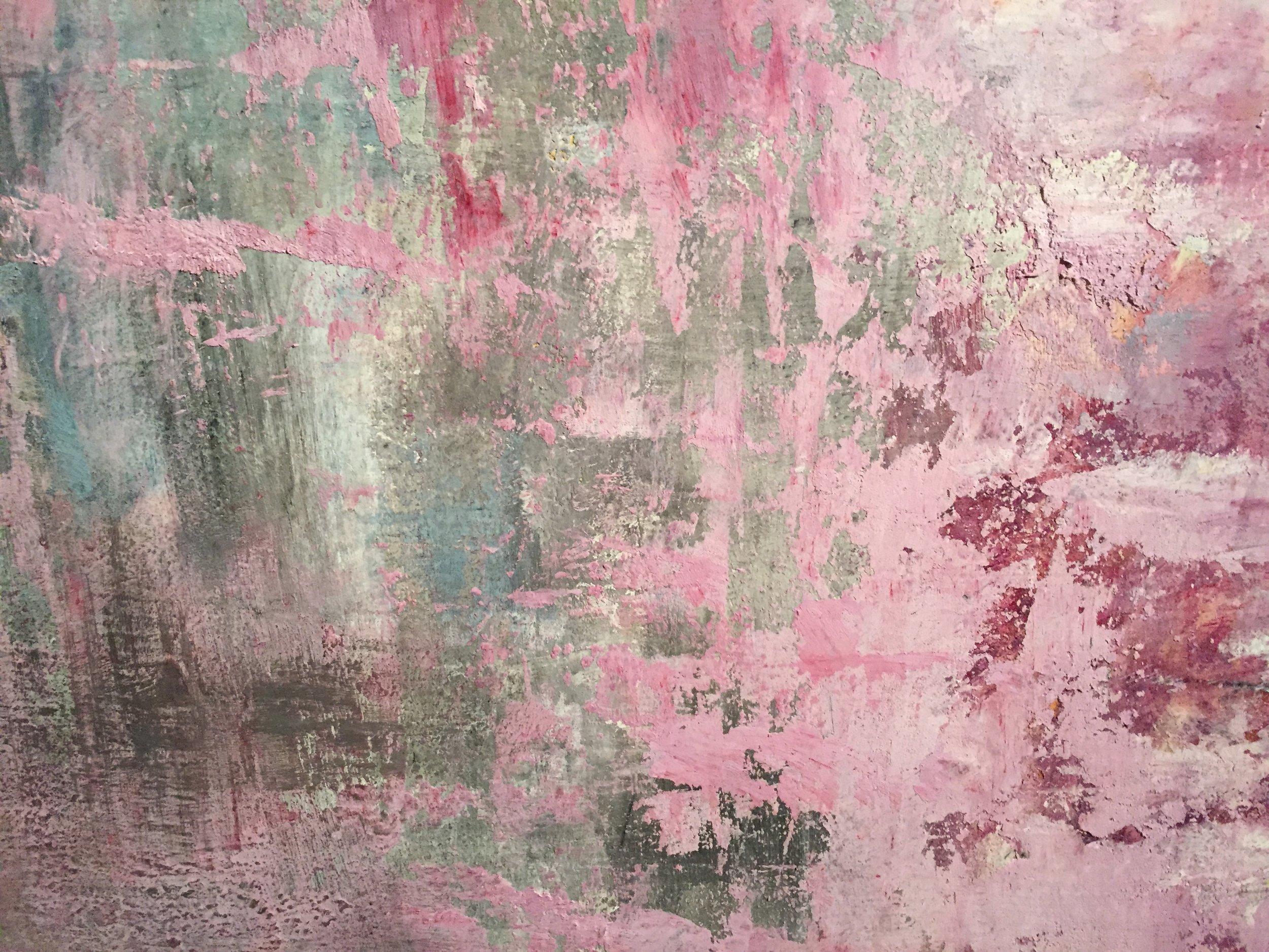 Detail, Miji House Wall