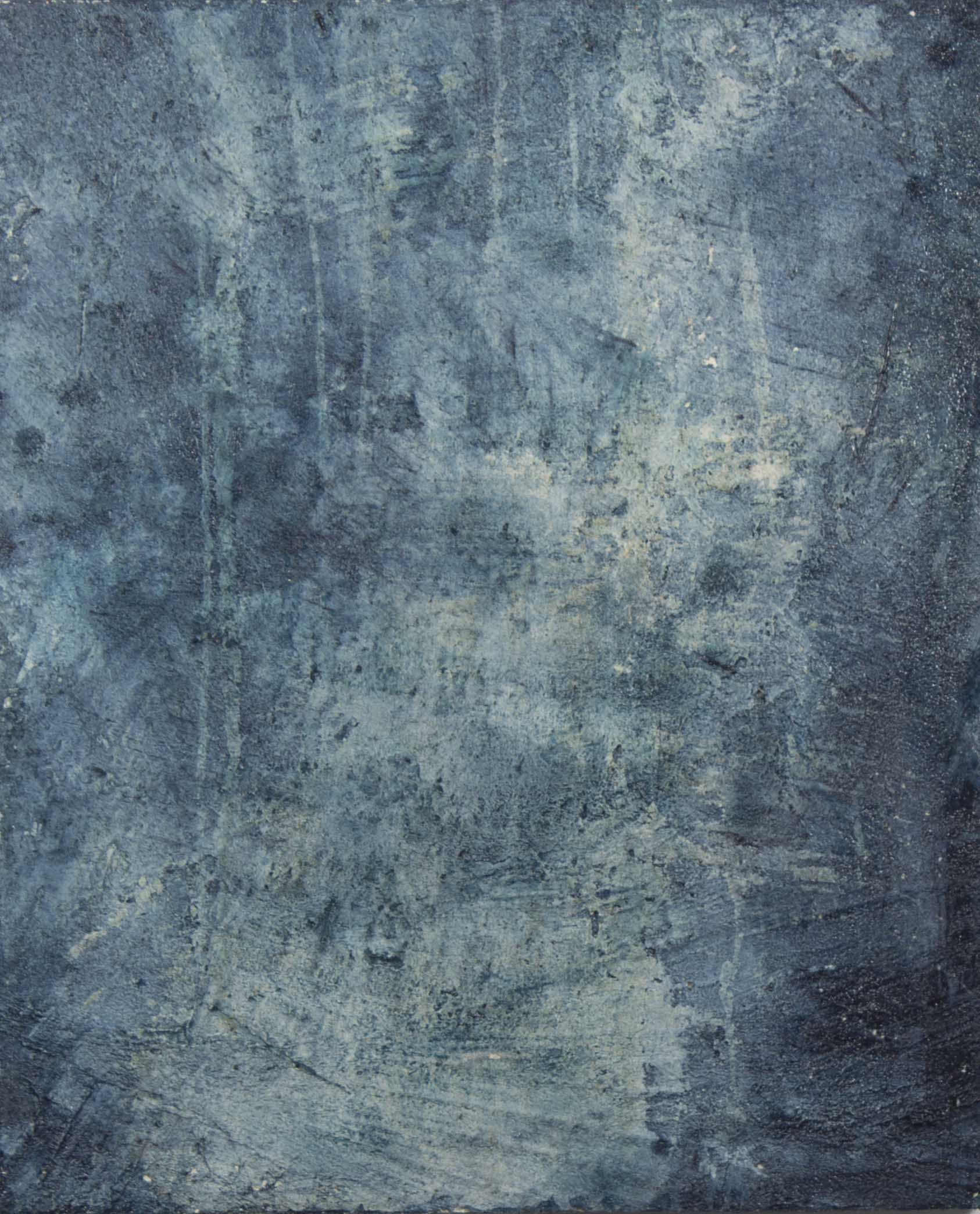 Plaster on Panel, Natural Pigment Glaze  15' X 20', 2018