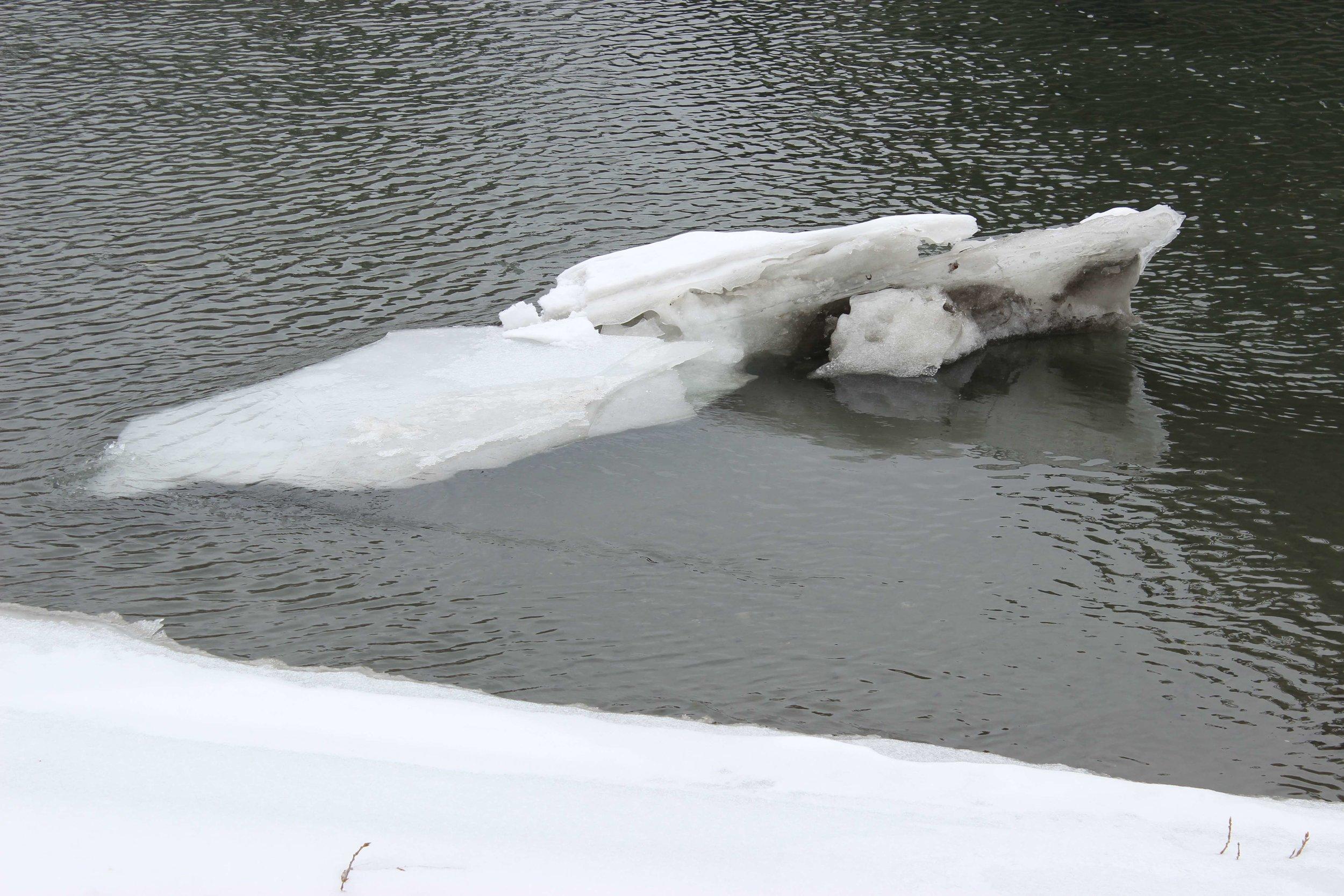 Ice White River 4