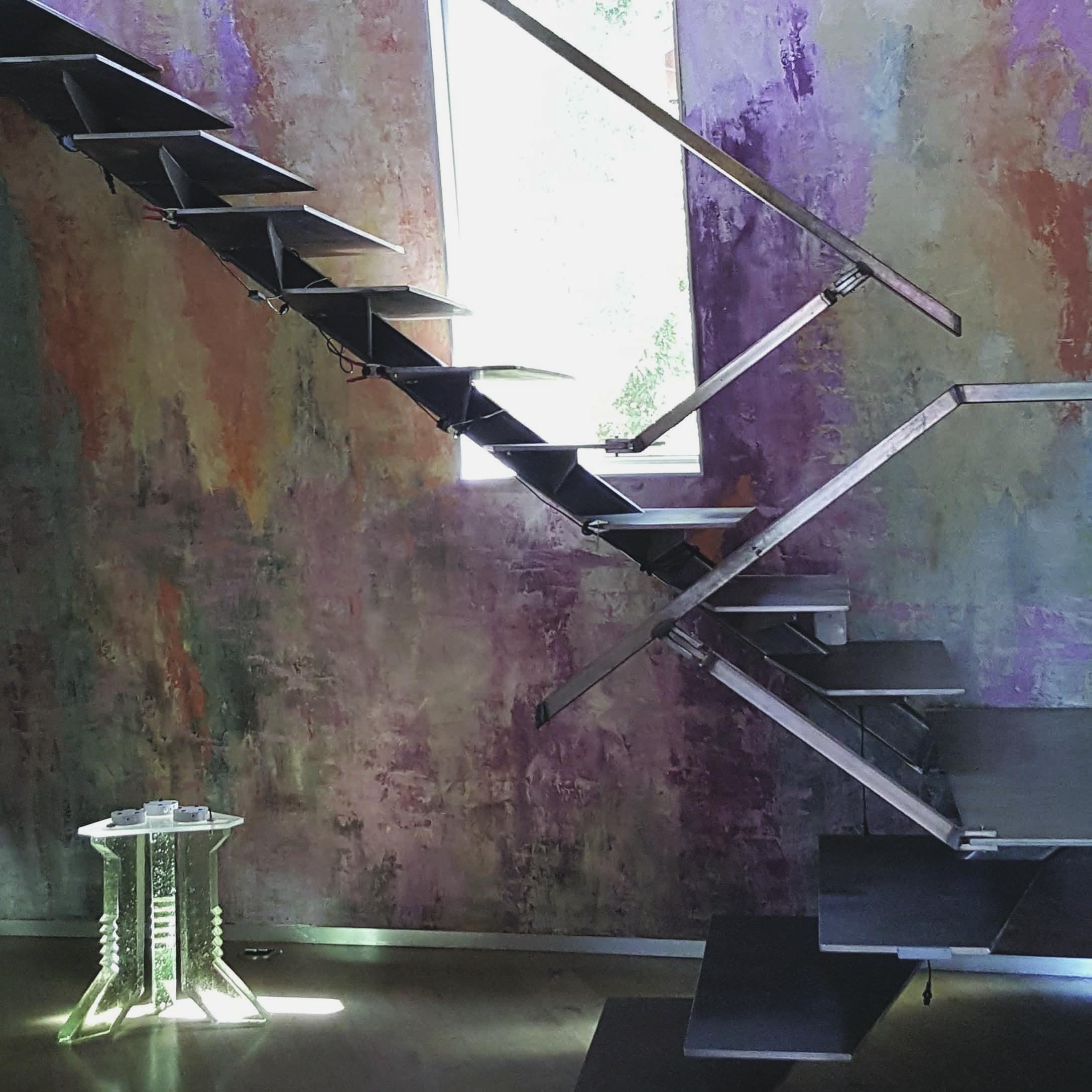 Miji House Stairwell