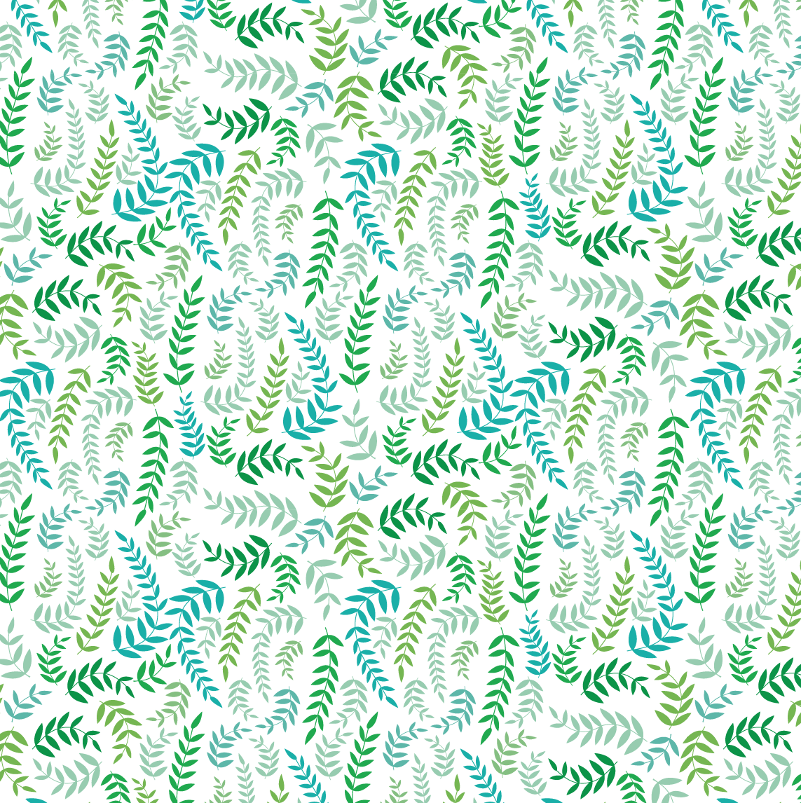 design surface pattern nature fern nonna design illustration