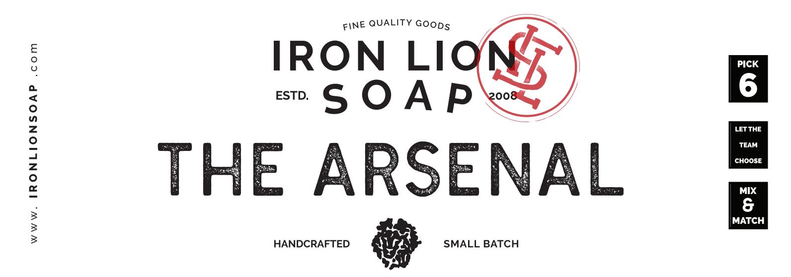 Six Pack Of Soap