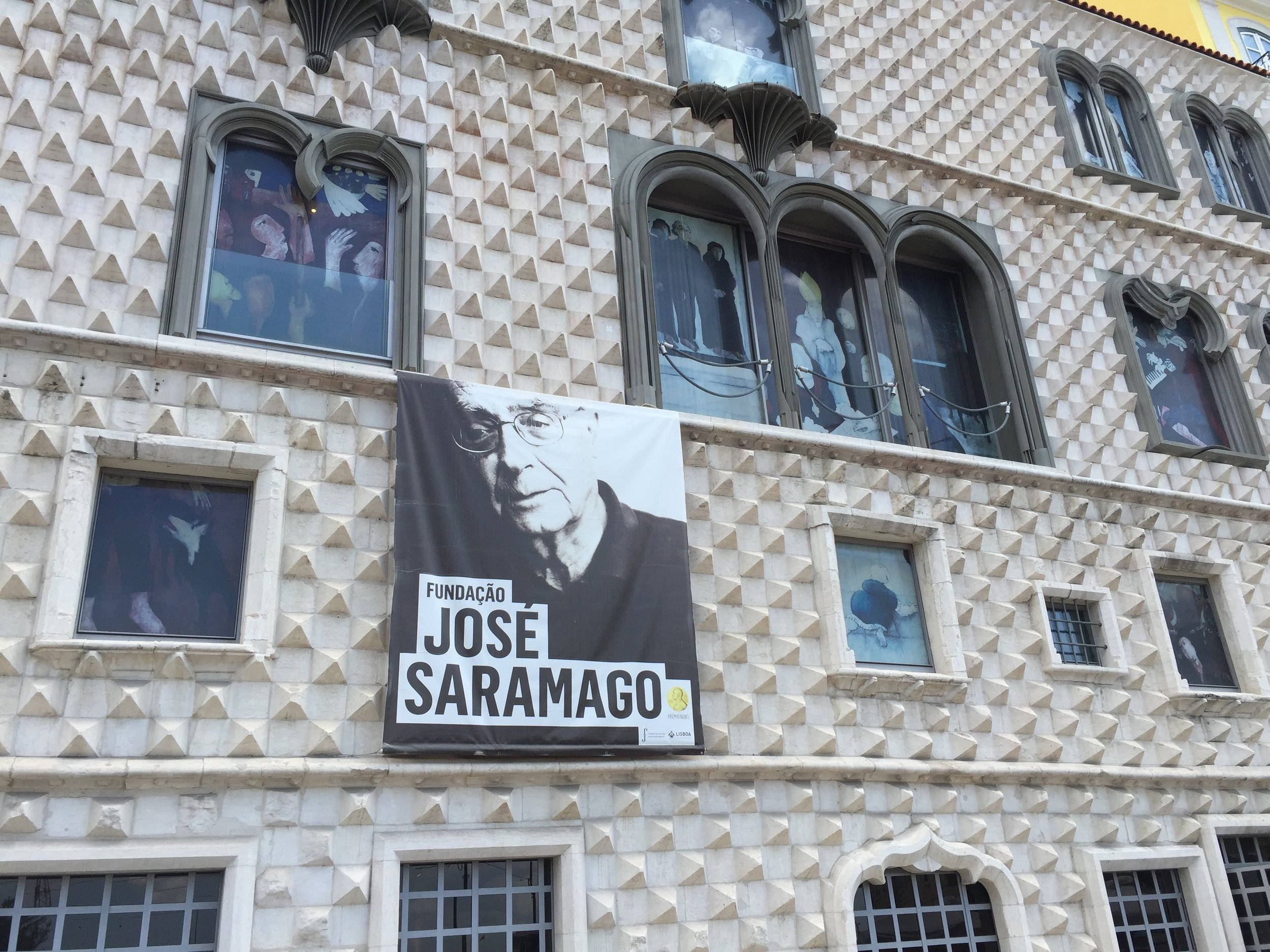Fudação Jose Saramago, worth the visit!