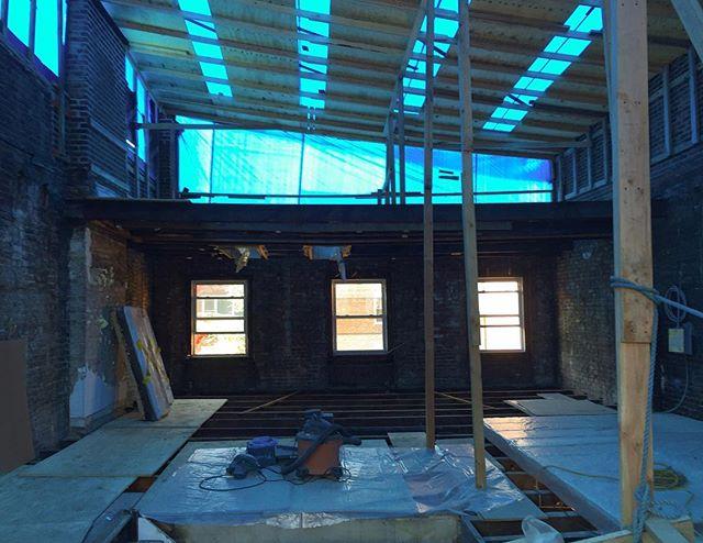 #brooklynheights #renovation #brownstoner