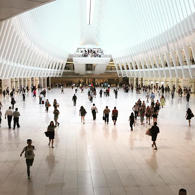 The opposite of Penn Station